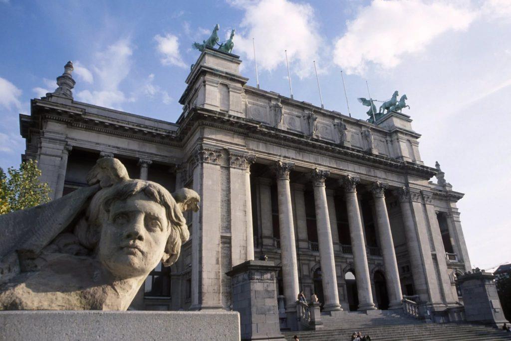 Музей изящных искусств в Брюгге