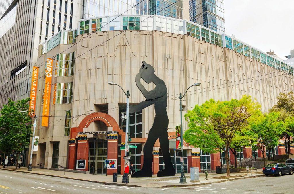 Музей искусств в Сиэтле