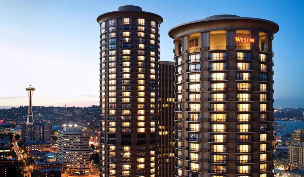 """Отель """"Westin Seattle"""" в Сиэтле"""