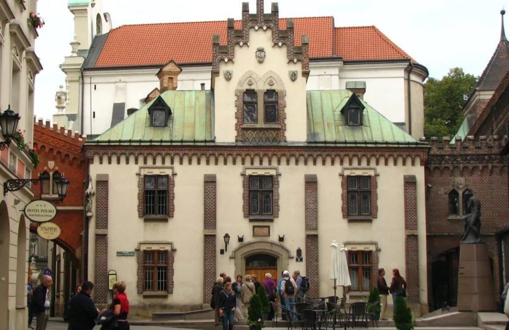 Городской арсенал Кракова