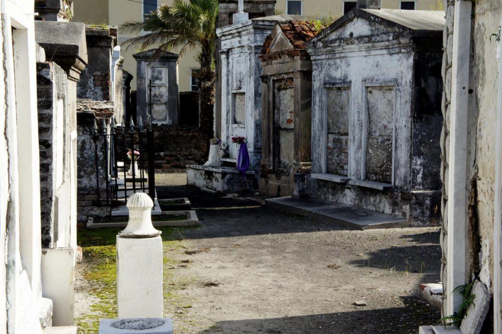 Кладбище Сент-Луиса в Новом Орлеане