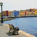 Город Ханья на о.Крит, Греция