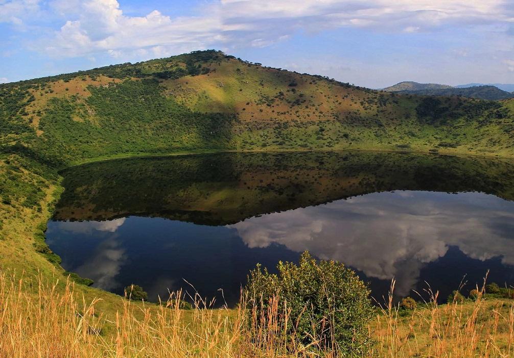 Парк королевы Елизаветы, Уганда
