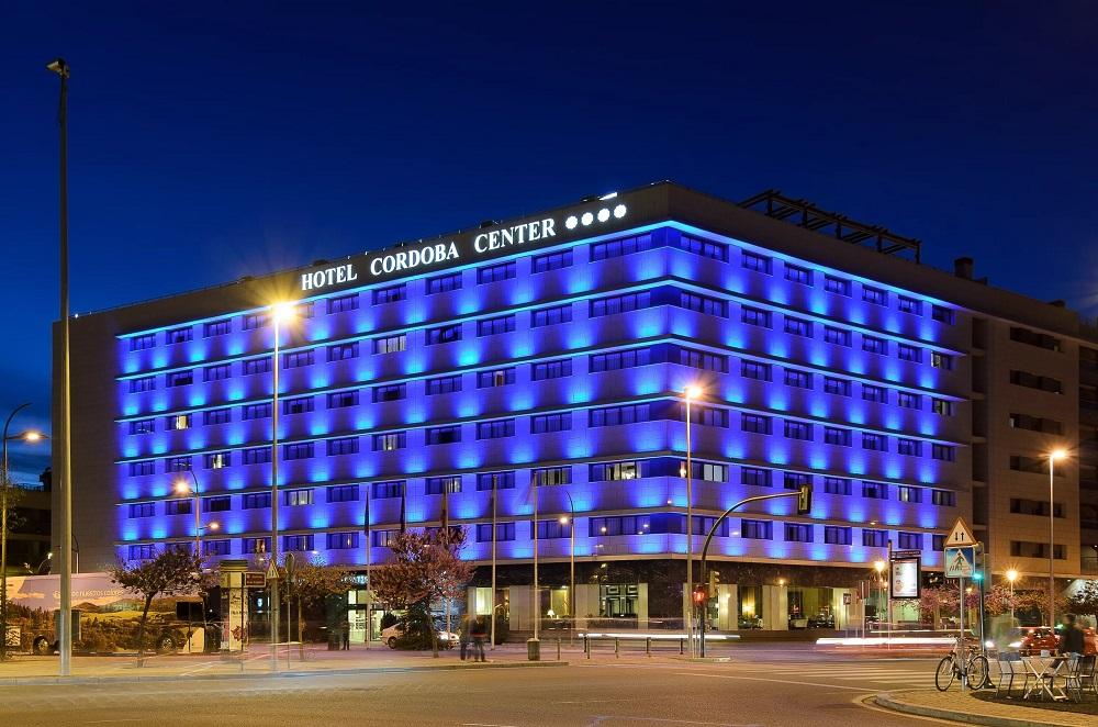 """Отель """"Hotel Cordoba Center"""" в Кордове, Испания"""