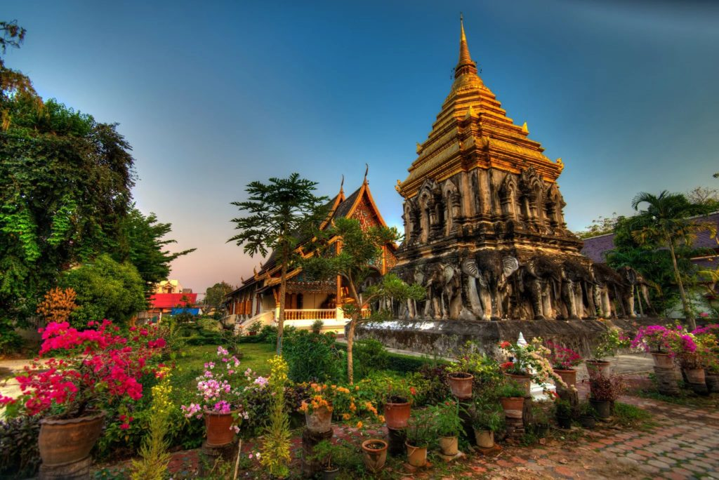 Старейший храм Чиангмая