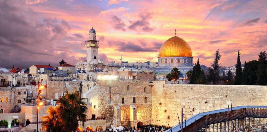 Город страстей – Иерусалим
