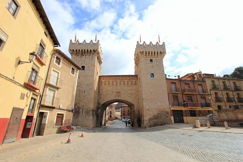 Город-крепость Дарока (близ Сарагосы), Испания