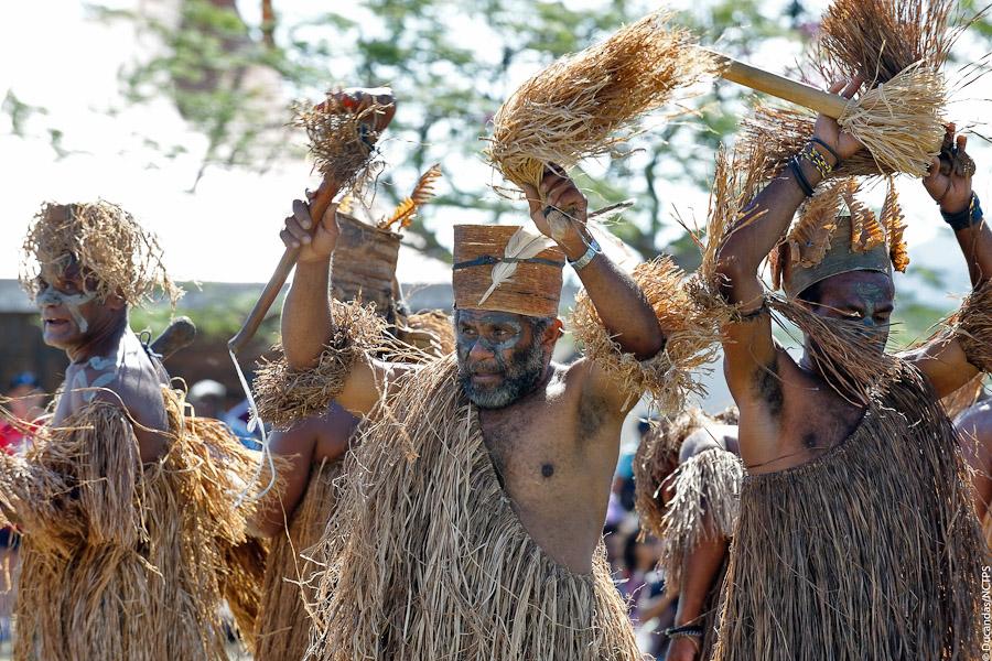 История Новой Каледонии