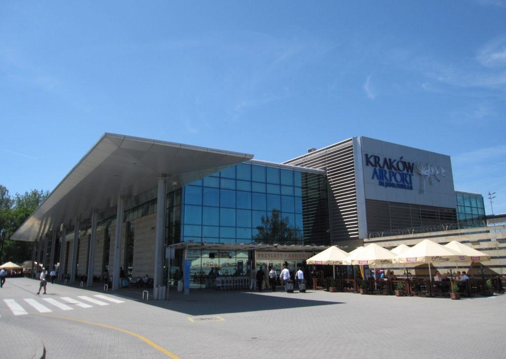 Аэропорт Кракова