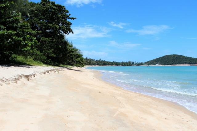 Пляж Липа Ной на острове Самуи