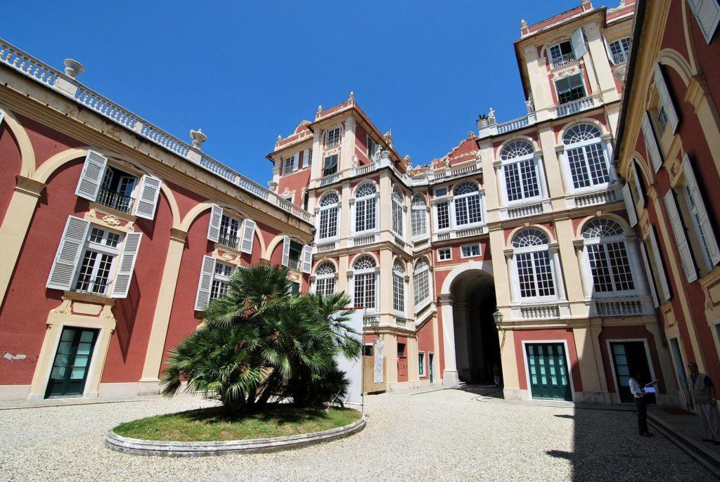 Королевский дворец Генуи