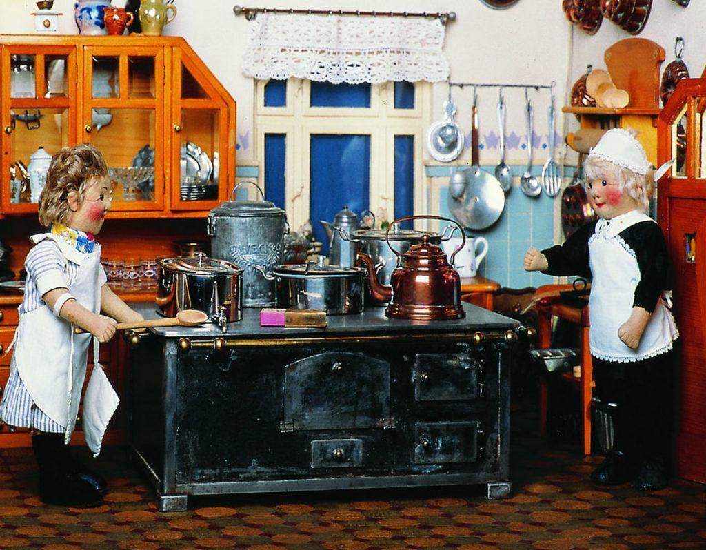Нюрнбергский музей игрушек