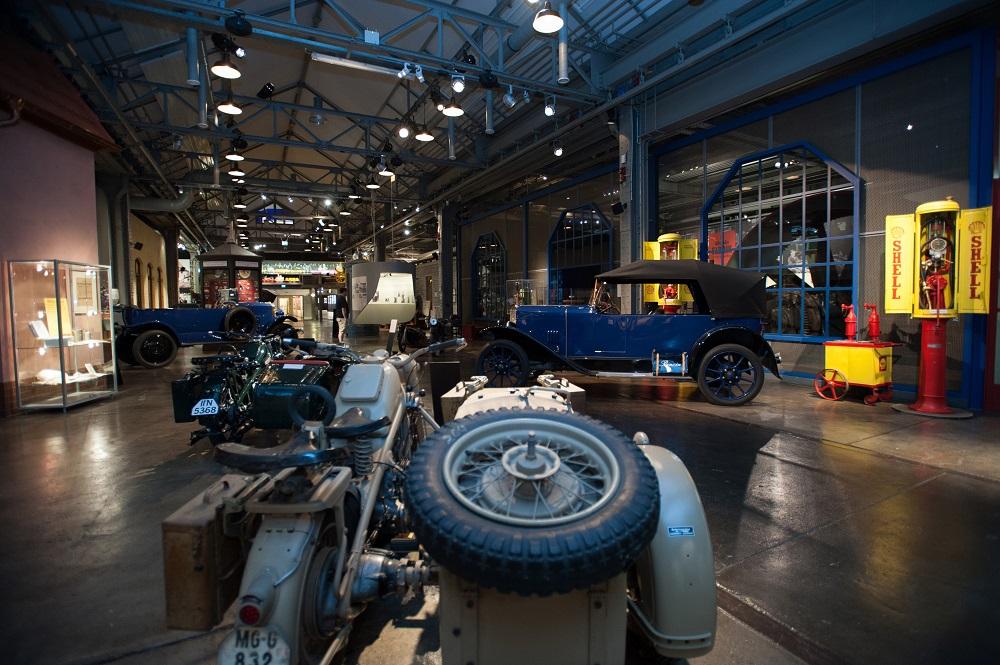 Музей индустриальной культуры в Нюрнберге