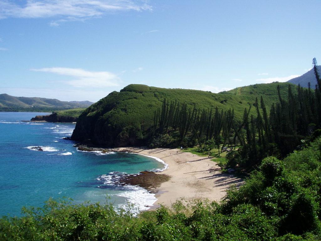 Бурай, Новая Каледония