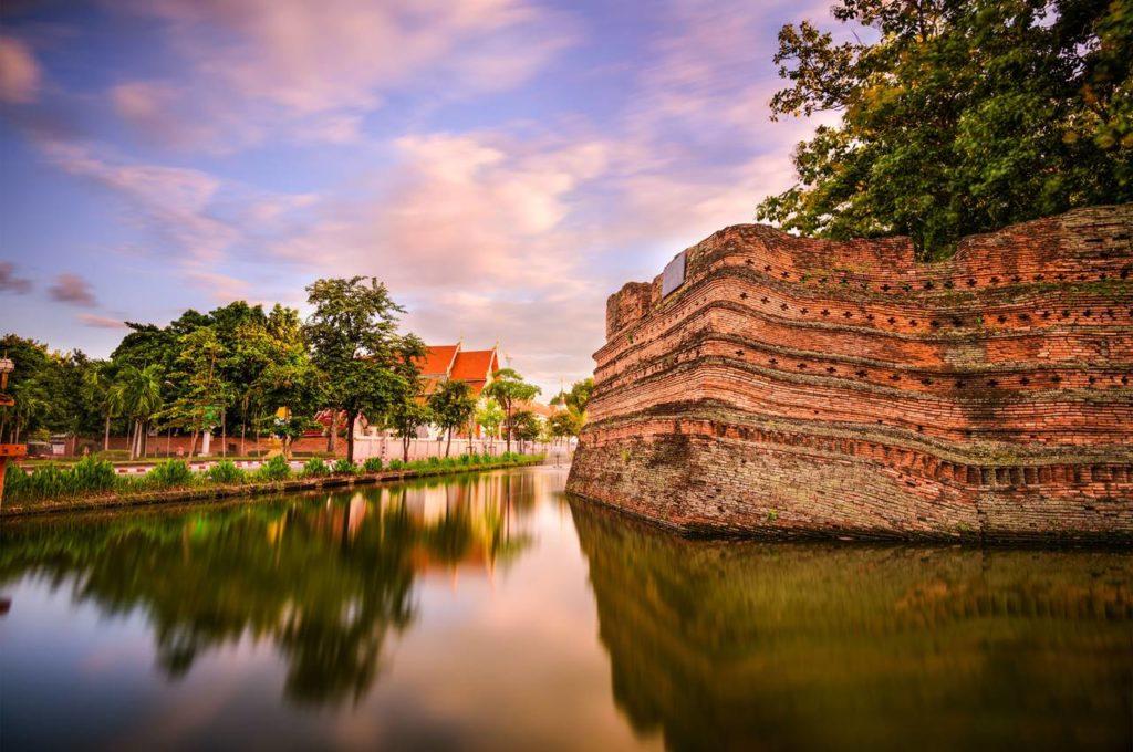Старый город, Чиангмай