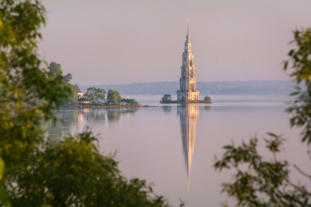 Колокольня Троицкого монастыря, Калязин