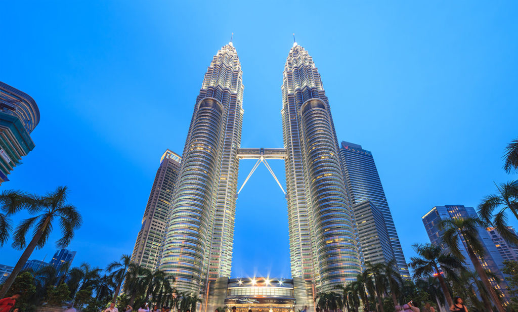 Куала-Лумпур, Petronas Twin Towers