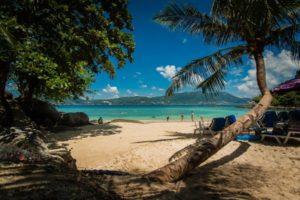 пляж парадайз пхукет
