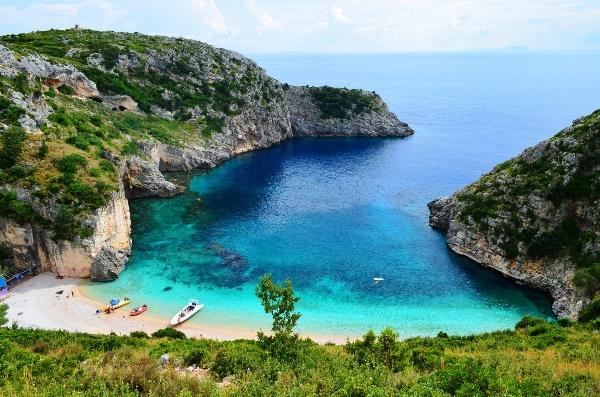 побережье Албании