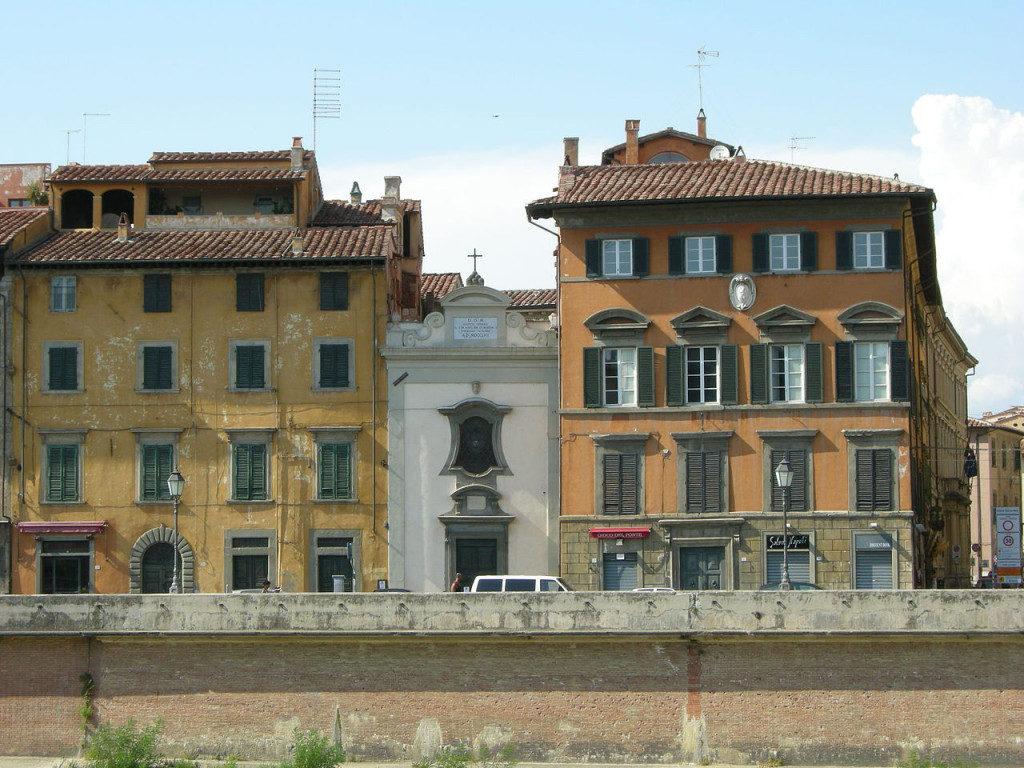 Церковь Мадонны деи-Галлетти в Пизе