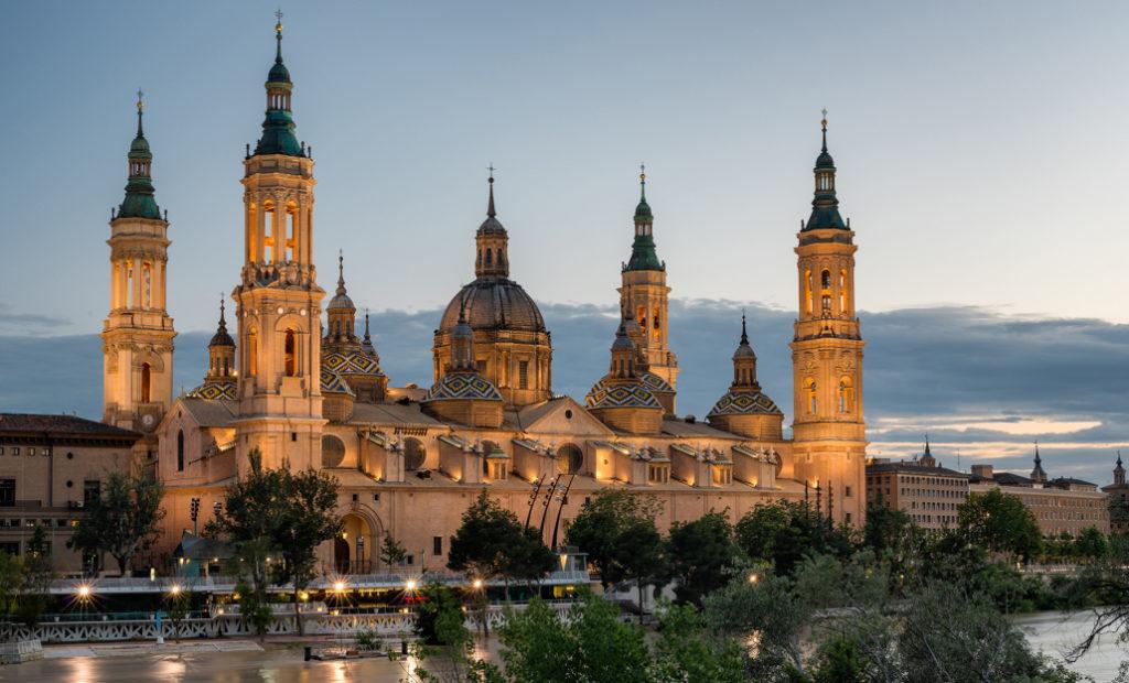 Базилика Девы Марии Пилар в Сарагосе