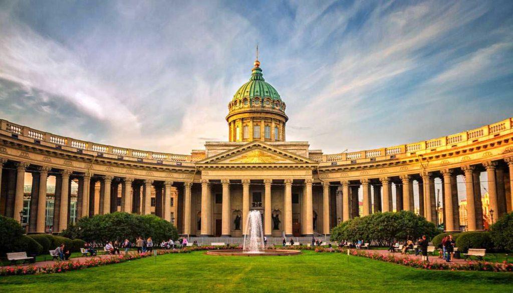 Казанский собор Санкт-Петербурга