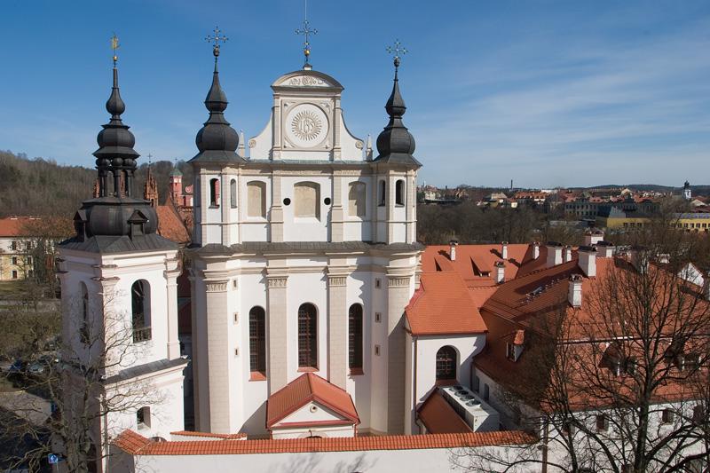 Церковь Святого Михаила в Вильнюсе