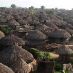 Республика Уганда в Африке