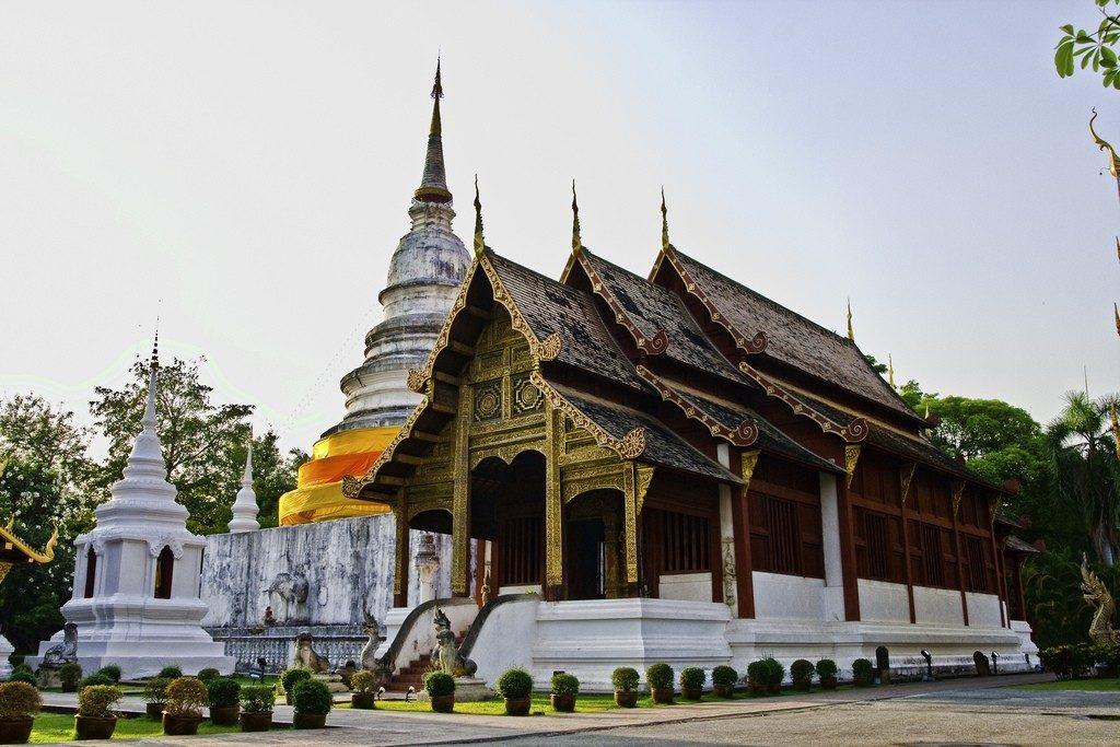 Храм Пхра Сингх в Чиангмае