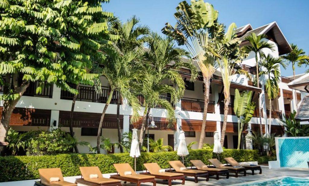 """Отель """"Rimping Village"""" в Чиангмае, Тайланд"""