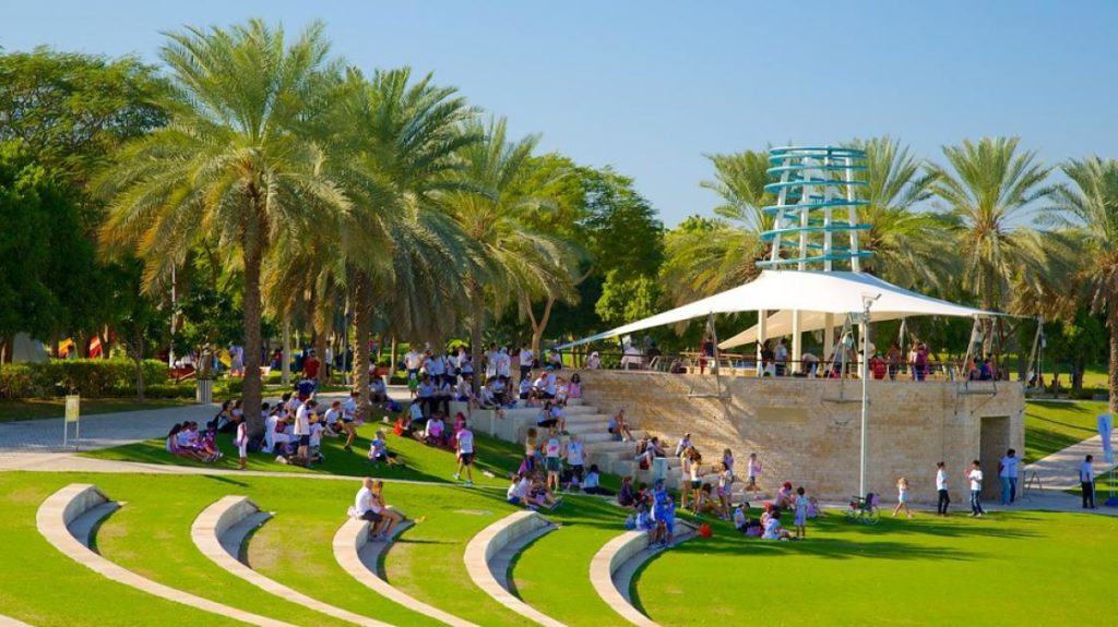 Парк Забеель в Дубае
