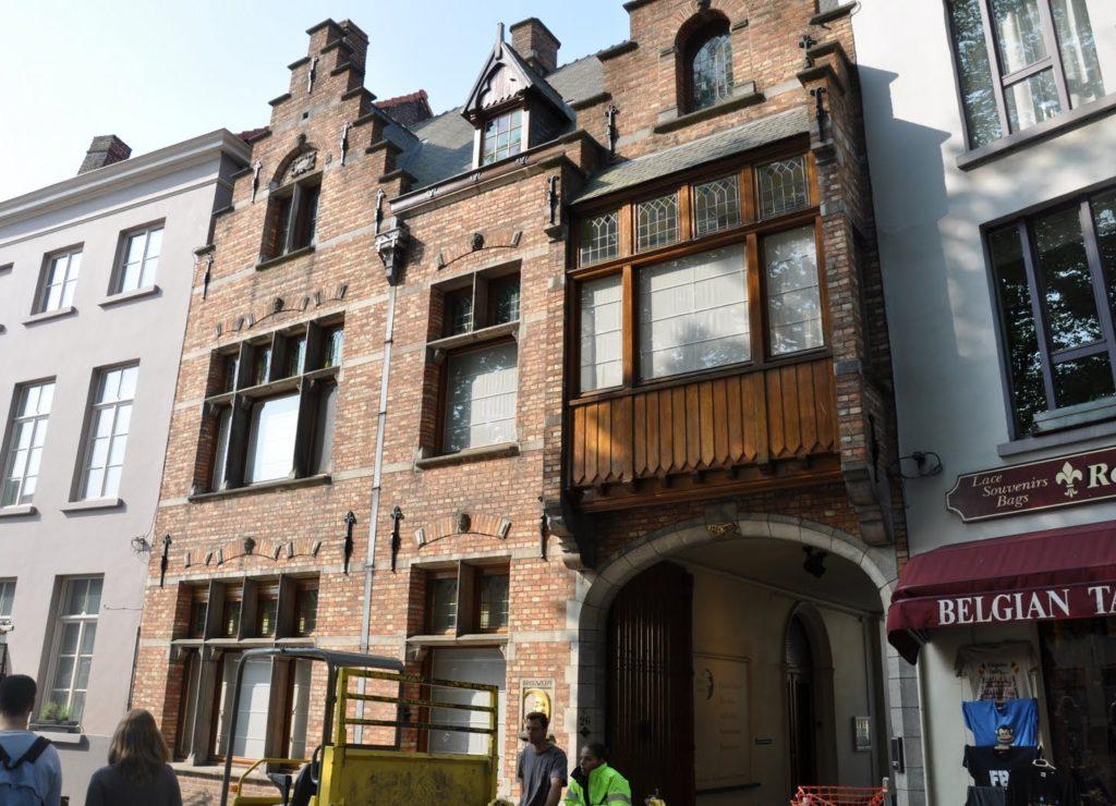 Музей пивоварения в Брюгге