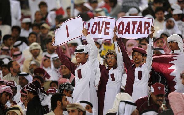 жители Катара