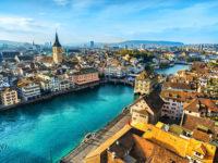 Цюрих – самый дорогой город Швейцарии
