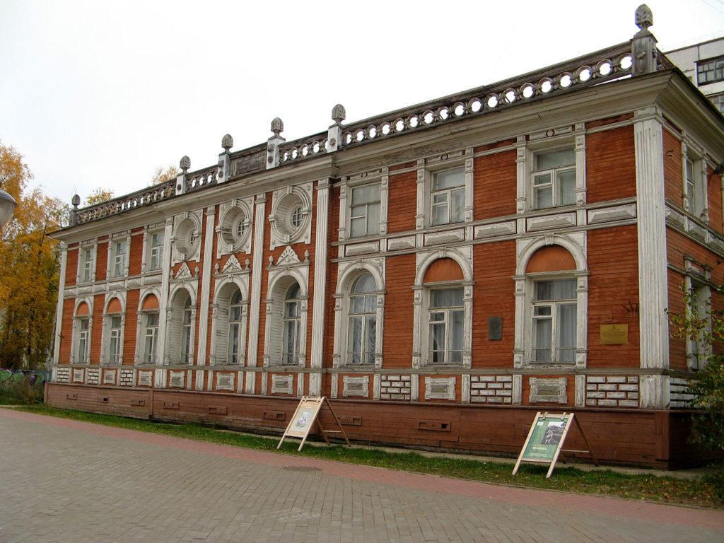 Марфин дом в Архангельске