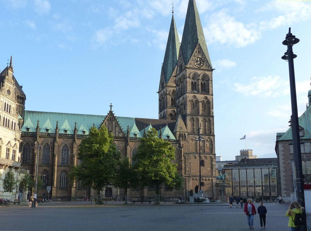 Кафедральный Собор Святого Петра в Бремене