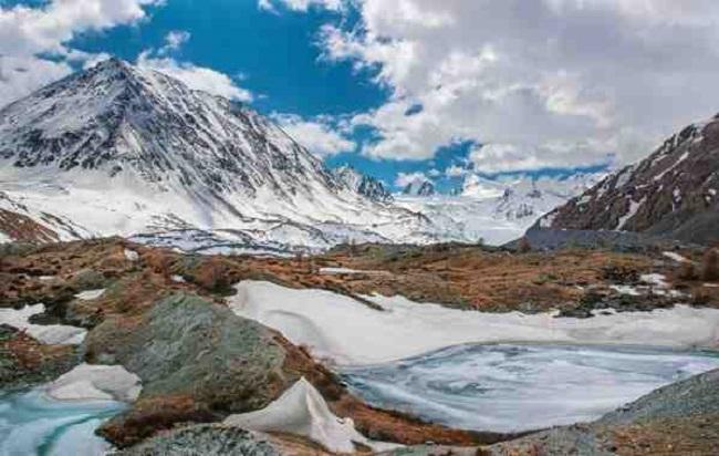 Софиевский ледник, Архыз