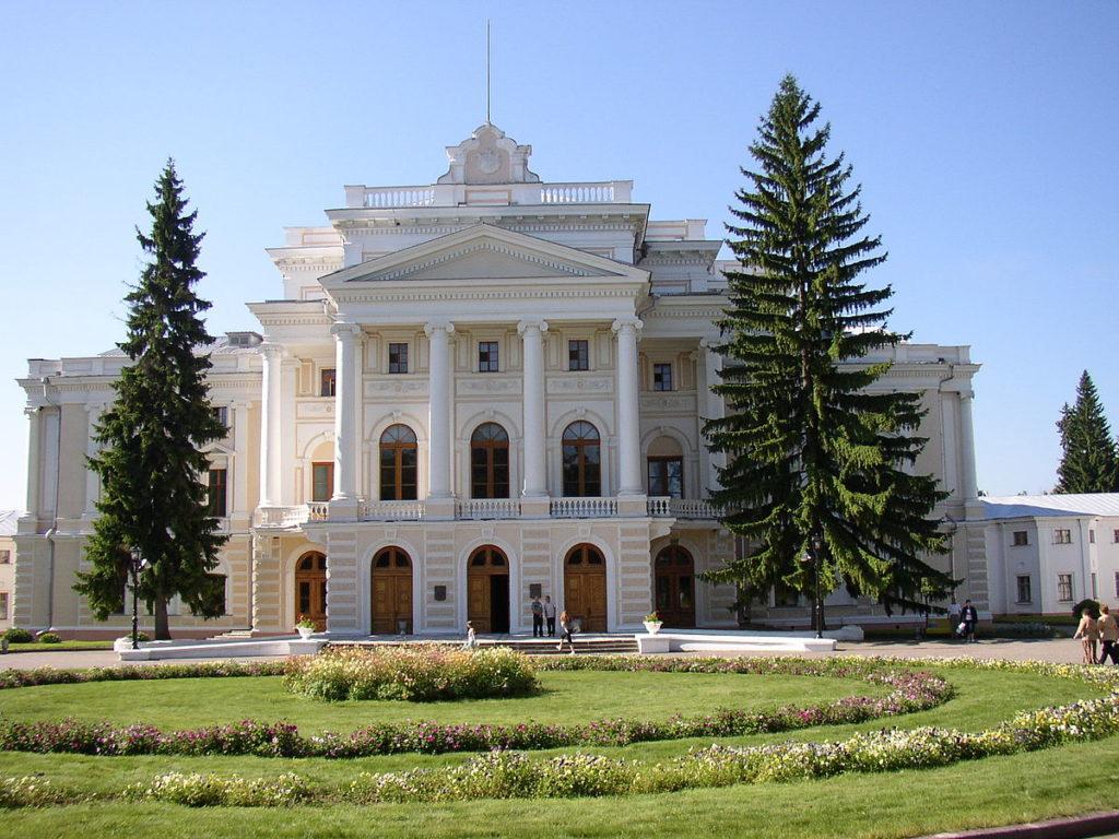 Усадьба Марьино в Курской области, близ Рыльска