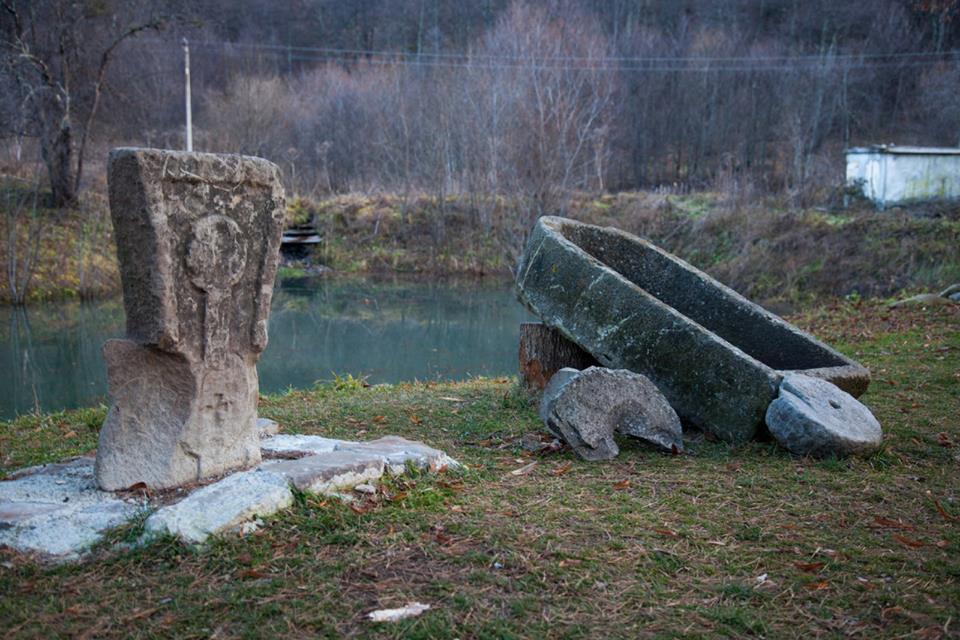 Аланское городище, Архыз