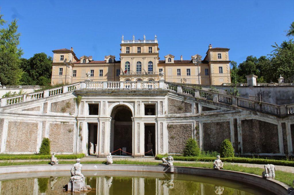 Вилла делла Реджина в Турине