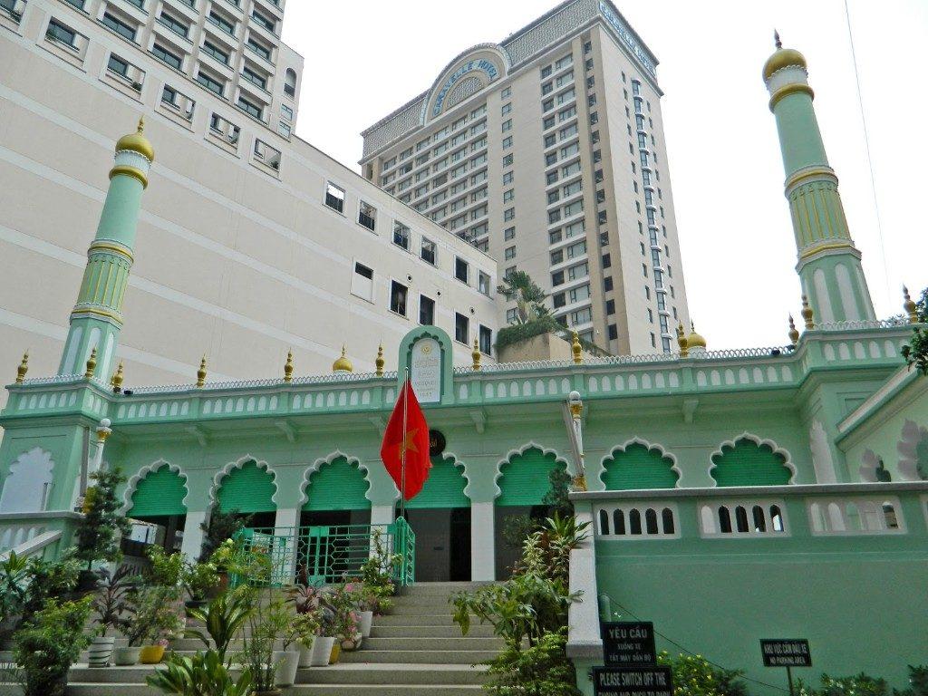 Центральная мечеть Хошимина