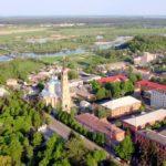 Город Рыльск в Курской области