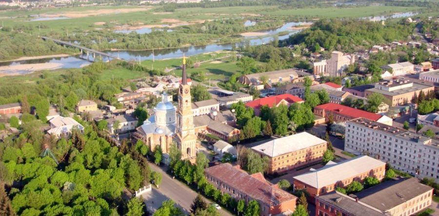 Рыльск – древний город в рябиновых гроздьях