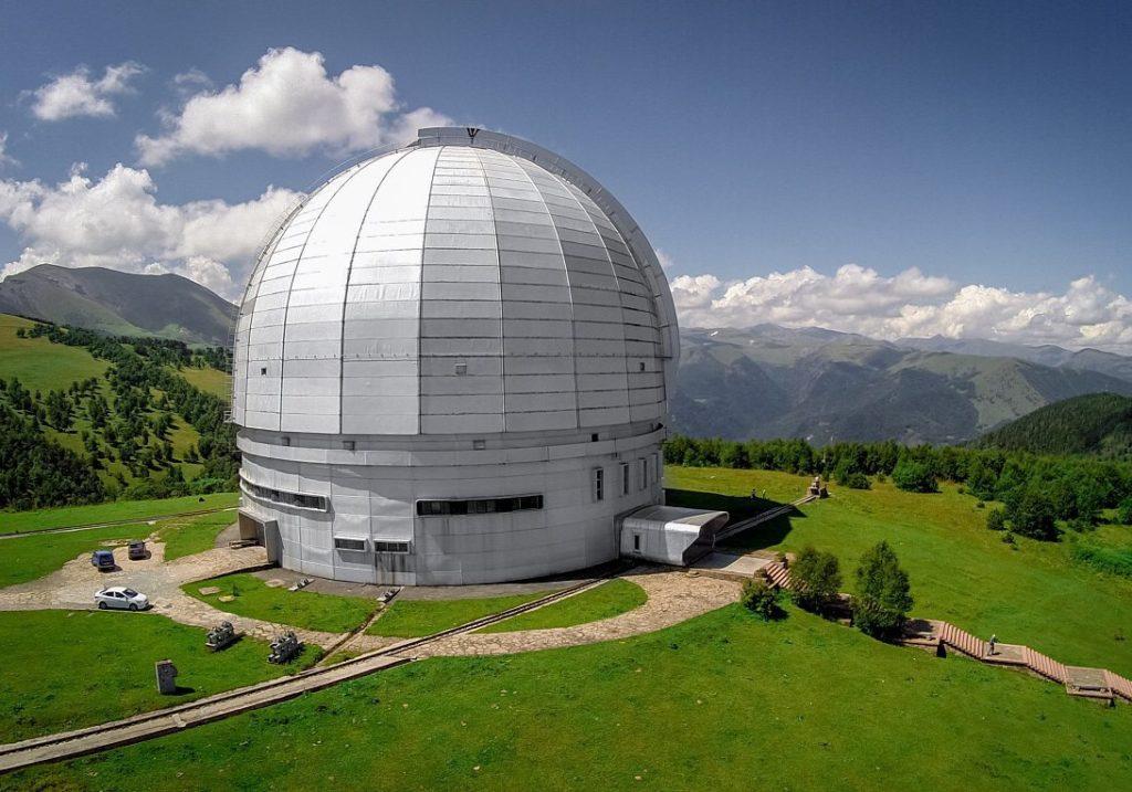Телескоп БТА, Архыз
