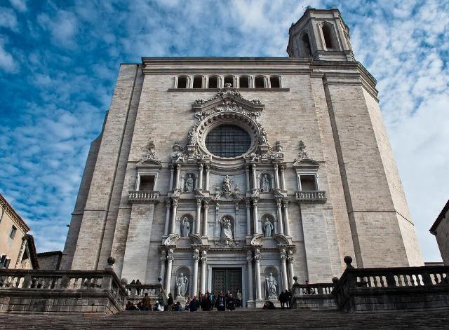 Кафедральный собор Св. Марии в Жироне