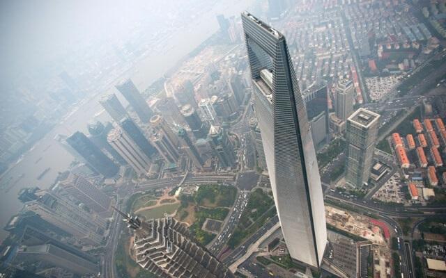 Шанхайский всемирный финансовый центр, Китай