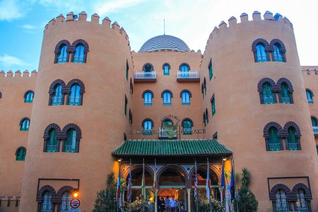 """Отель """"Hotel Alhambra Palace"""" в Гранаде"""