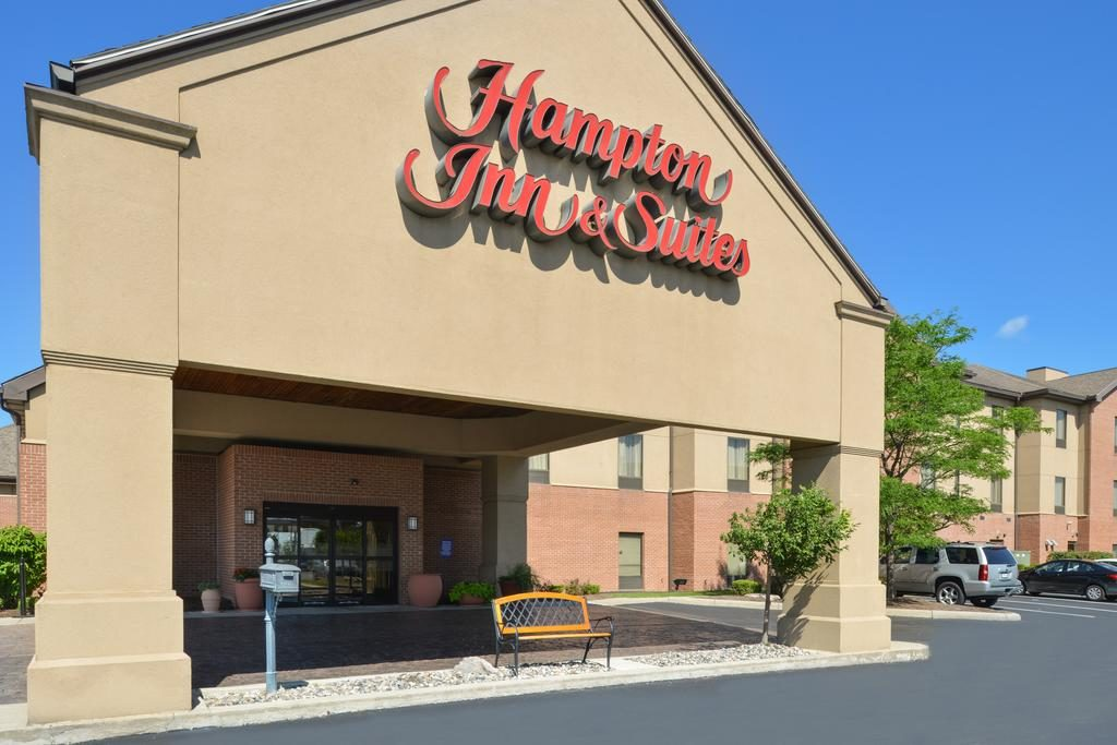 "Отель ""Hampton Inn & Suites"" в Толедо"