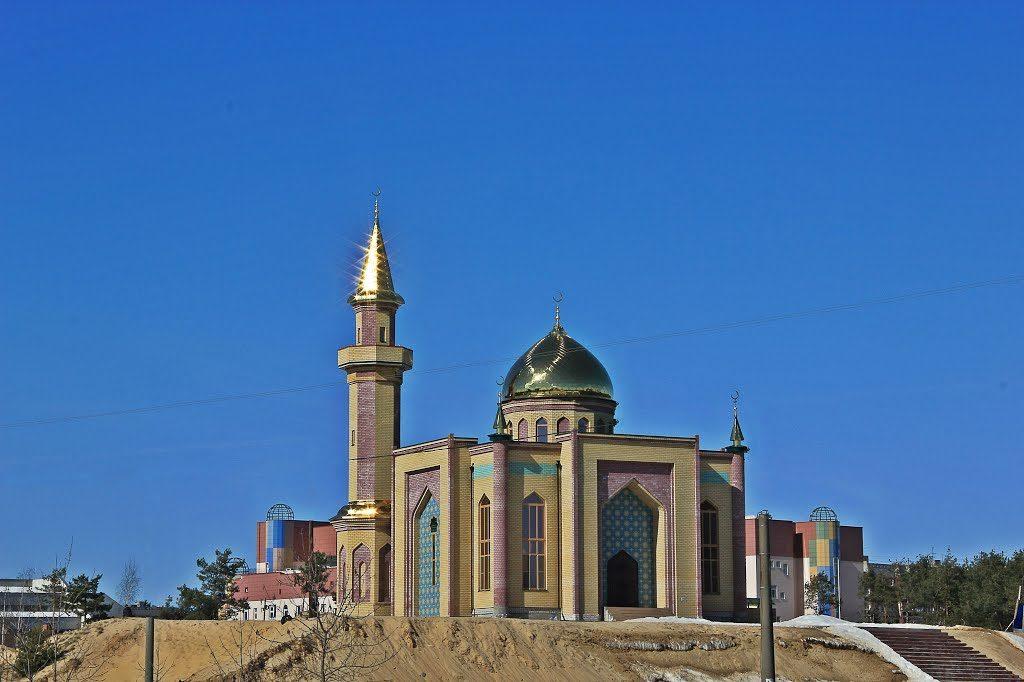 Мечеть Дзержинска