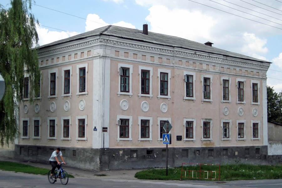 Дом купцов Шелиховых в Рыльске